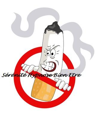 Arrête tabac sérénité hypnose bien etre